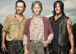 The Walking Dead Sezon 6 - glowne