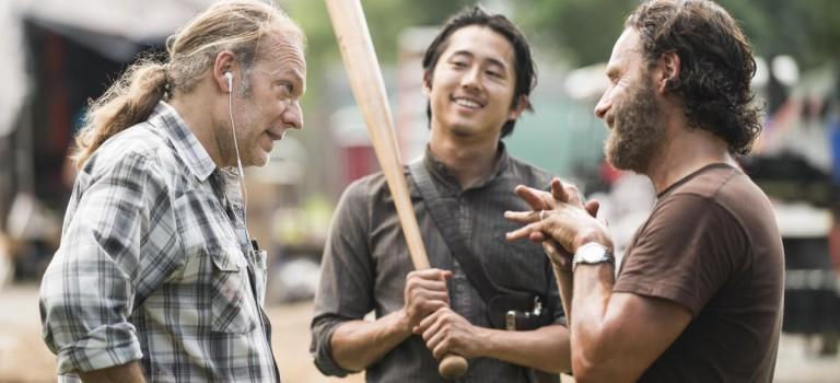 """Kulisy tworzenia efektów """"The Walking Dead"""""""