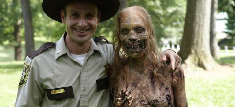Jak powstają efekty w The Walking Dead