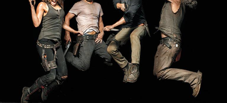 Zdjęcia obsady The Walking Dead