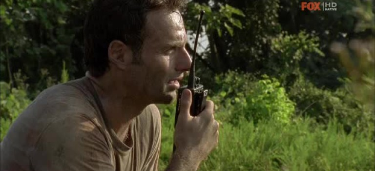 The Walking Dead S01E01 już online!