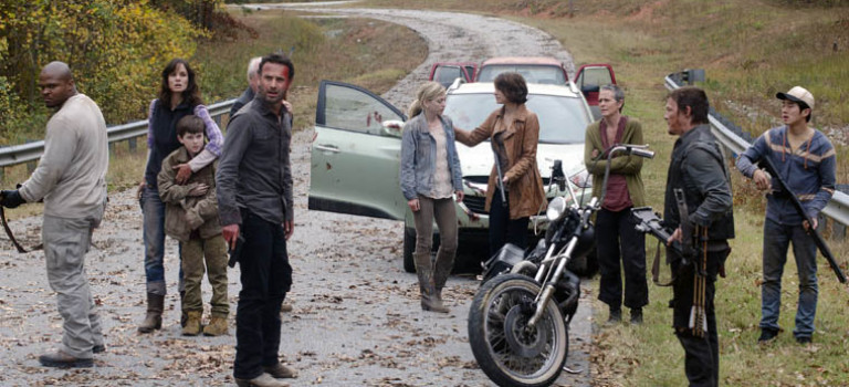 The Walking Dead S02E13 już online!