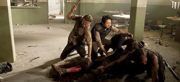 The Walking Dead S03E01 online!