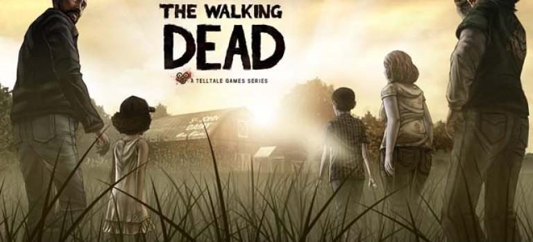 Powstanie gra The Walking Dead