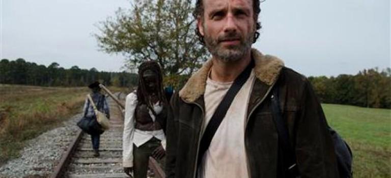 Zamówienie na 5 sezon The Walking Dead