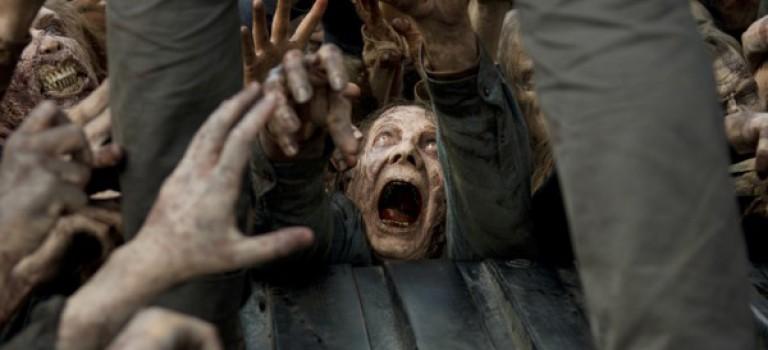 6 sezon – mocne zdjęcia Zombie