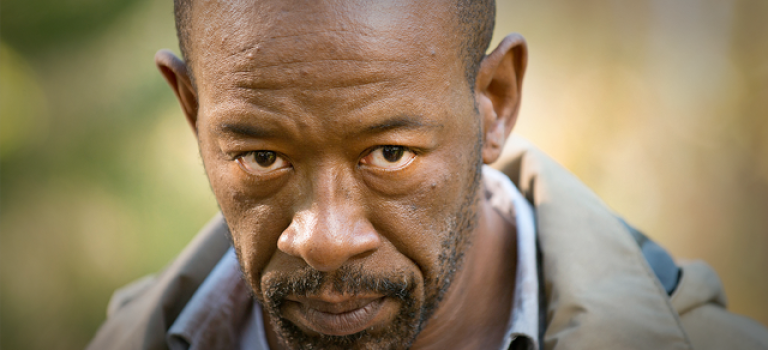 Fenomenalny finał The Walking Dead – Lennie James