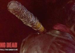 Negan na zdjęciu promującym ostatni odcinek